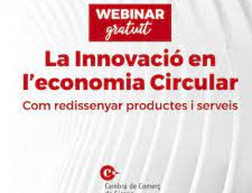 Webinar Engloba y Cámara Comercio de Girona en economía circular